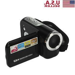 1.5 Inch TFT 16MP 8X Digital Zoom Video Camcorder Camera DV