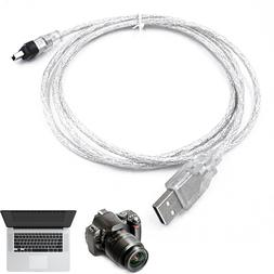 1.5m USB Data Cable <font><b>Firewire</b></font> 1394 For MI