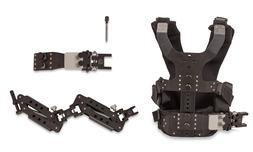 1-7.5 Kg CamGear Camera Stabilizer Vest+ Dual Arm Steadicam