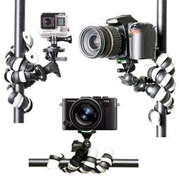 Fantaseal 3-in-1 DSLR Camera + Action Cam Mini Octopus Tripo
