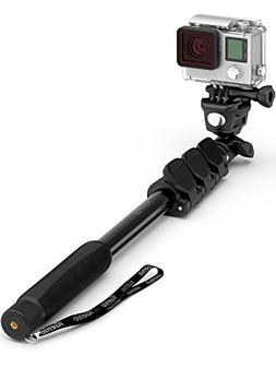 Professional 10-In-1 GoPro Selfie Stick Monopod For Go Pro H