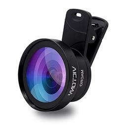 VICTONY Professional 2 in 1 Phone Lens Kit with 0.45X Super