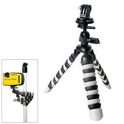 Fantaseal 2 in 1 Waterproof Camera Mini Tripod Action Camera