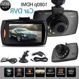 1080P FHD Car DVR Dash Camcorder Cam Camera Video Recorder N