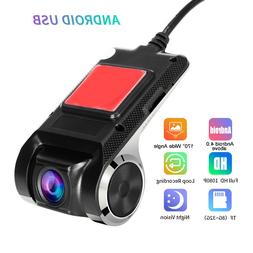 1080P HD Car DVR Camera Android <font><b>USB</b></font> Car