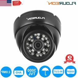1080P 2MP 3000TVL AHD Dome DVR Camera Home Outdoor Security