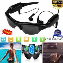 1080P Sunglasses Sport Running Glasses Eyewear Video Recorde
