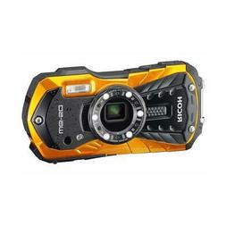 Ricoh WG-50 16MP Waterproof Still/Video Camera Digital with