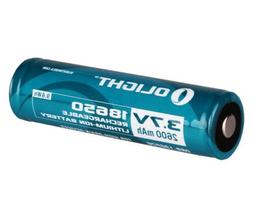 Olight 2600mAh 18650 Protected Rechargeable Battery for M22