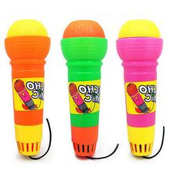 1Pc Girls Boys Wireless Microphone Mic Kids Karaoke Funny Si