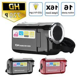 FULL HD 1080P 16MP LCD 16X ZOOM Night Vision Digital Video D