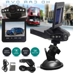 "2.4"" HD 1080P LCD Car DVR Dash Camera Night Vision Cam Drivi"