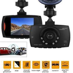 2.4'' LCD Car Camera DVR Video Recorder Vehicle Camcorder Da