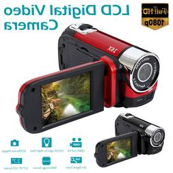 2.7 inch LCD Video Camcorder HD 1080P Handheld Digital Camer
