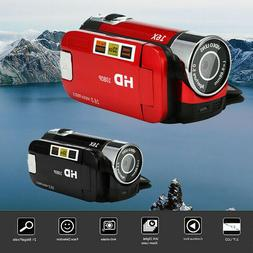 "2.7"" TFT-LCD Video Camcorder HD 1080P Handheld Digital Camer"