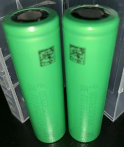 2 Sony VTC 5 18650 2600mAh High Drain Rechargeable Battery M
