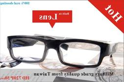 2013 High Quality 1280x720P HD Spy Glasses Camera built-in-8