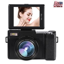 24MP 4 Times Digital Camera Full HD 1080P Professional Video