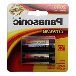 2cr5 Photo Battery 6v Lithium 1 Pack