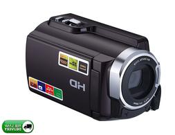 "3.0"" LCD Screen Digital Video Camcorder With Wifi Infrared N"