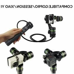 Lanparte  3 axis handheld Wired Control Gimble Stabilizer  L