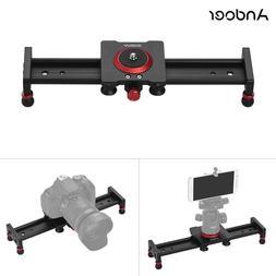 30cm 40cm 50cm Camera Track Slider Aluminum Alloy Damping Sl