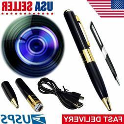 Mini Camera Spy Pen Camcorder HD 1280x960 Hidden Camera DV D