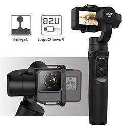 3axis Gimbal Stabilizer for GoPro Action Camera Handheld Pro