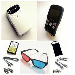 Aiptek 3D-HD High Definition Camcorder  or Replacement Bundl