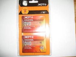 NEW! 4 TDK Mini DV Digital Standard 60 min MiniDV Camcorder
