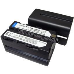 4200mAh New Video Camcorde Battery for Sony DCR-VX1000 DCR-V