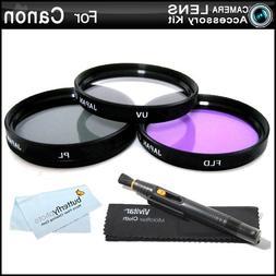 43mm Filter Kit For CANON VIXIA HF R800, HF R82, HF R80, HF