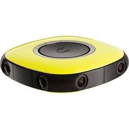 Vuze 4K 3D 360 Spherical VR Camera by HumanEyes - Yellow