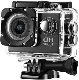 4K HD 1080P WiFi Action Camera Ultra HD EIS 30m Underwater W
