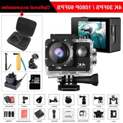 4K WIFI Outdoor Action Camera Video Sport DV Ultra HD Waterp