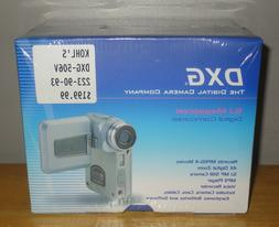 DXG 5.1 MegaPixel MP Digital Camera Camcorder DXG-506V *NEW