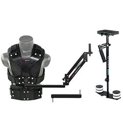 FLYCAM 5000 Camera Stabilizer with Comfort Arm and Vest + FR