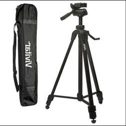 "52"" Vivitar VPT-1252 Camera / Camcorder Professional Tripo"