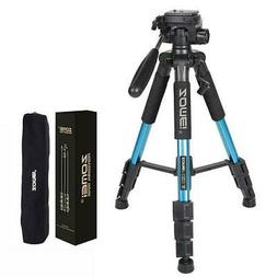 """55"""" ZOMEI Professional Adjustable Height Photography Camera"""
