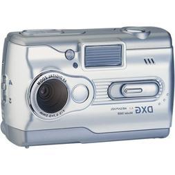 DXG 568 5.1MP Compact Digital Camera