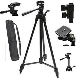 "72"" PROFESSIONAL LIGHTWEIGHT TRIPOD FOR CANON EOS REBEL 5D 6"
