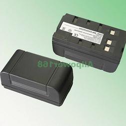8Hrs Battery for PANASONIC PV-L550D PV-L550 PV-BP18 PV-BP17