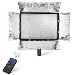 Powerextra 900 Beads Bi-Color CRI 96+ 70W Dimmable LED Video