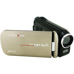 BELL+HOWELL Slice2 Super-Slim 1080p HD Camcorder & 16.0MP Di