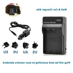 Battery Charger for Bell & Howell DV30HD Camera  Fuji NP-60