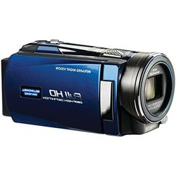 Bell+Howell DNV16HDZ 16.0 MP 1080p Rogue Night Vision Camcor
