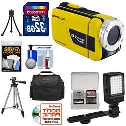 Bell & Howell Splash HD WV30 Waterproof Digital Video Camera