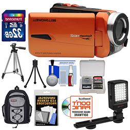 Bell & Howell Splash HD WV50 Waterproof Digital Video Camera