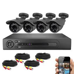 Best Vision Systems BV 8 Channel HD 1080N DVR Security Surve