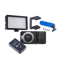 Blackmagic Design Pocket Cinema Camera Body MFT - BUNDLE - w